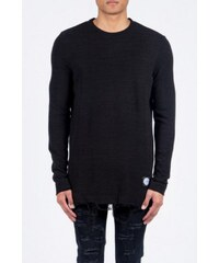 Sixth June Crewneck Oversized Destroy Black
