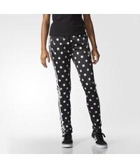 Adidas Originals Tepláky Slim Supergirl Black White
