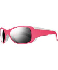 Julbo Dívčí sluneční brýle BUBBLE SP3+, růžovo-bílé