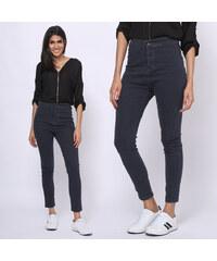Lesara Jeans skinny taille haute