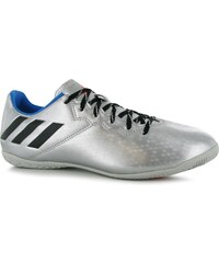 adidas F10 TRX Mens Astro Turf Trainers Silver/Blk/Blue