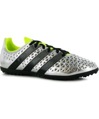 kopačky adidas F10 TRX FG Junior Silver/SolYello
