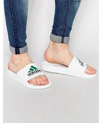 adidas Originals - Adilette Equipment S78692 - Mules - Blanc