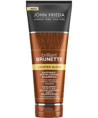 John Frieda Lighter Glow Raffiniert Aufhellendes Shampoo Haarshampoo 250 ml