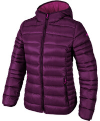 Cmp W doudoune purple