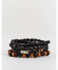 Classics 77 Classics - Lot de 77 bracelets de perles de moules - Multi