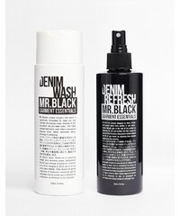 Mr Black - Coffret Denim Wash et Denim Refresh - Multi