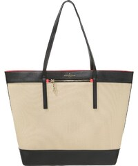 Paul's Boutique KIERA Shopping Bag natural/black