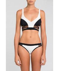 Moeva London Bikini Bicolore Noir & Blanc - Dalia