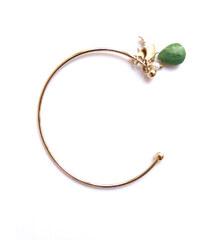 Laure Mory Bijoux Bracelet à Breloques Rigide Vertige