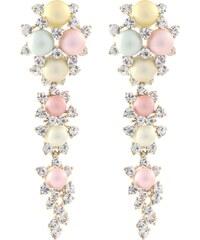 FiliNi Collection Boucles d'Oreilles Pendantes en Cristals de Swarovski Charlotte