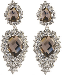 FiliNi Collection Boucles d'Oreilles Pendantes en Cristaux Swarovski Olivia