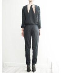 Parisian Runaway Combinaison Pantalon Fluide Manches 3/4 - Amanda