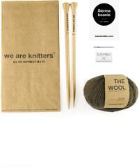 We Are Knitters Kit de Tricot Bonnet Beanie - Sienna