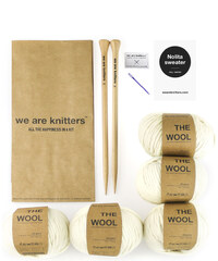 We Are Knitters Kit de Tricot Pull - Nolita