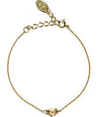 ELISE TSIKIS PARIS Bracelet Or avec Perle de Culture - Alma