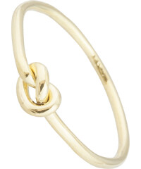 Urban Fawn® Knot - Bague Noeud Plaquée Or