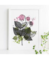Tovelisa Affiche Imprimée - Flowers