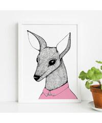 Tovelisa Affiche Imprimée - Deer