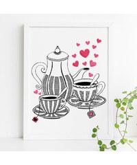 Tovelisa Affiche - Time For Tea