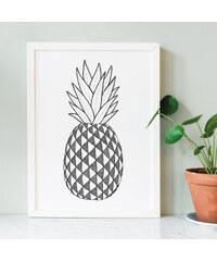 Tovelisa Affiche - Pineapple