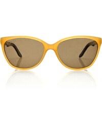 Dharma Eyewear Co. Lunettes de Soleil Rétro Allongées - Devi