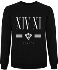 Tatl?m Official Sweatshirt Noir Imprimé - The Initiation Sweat