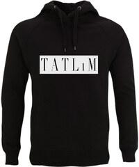 Tatl?m Official Sweatshirt Noir à Capuche - Tatl?m Print
