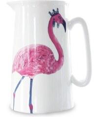 Perky Cruche Flamant Rose - Flamingo