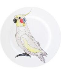 Perky Assiette à Dîner Perruche - Cockatiel