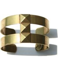 Mamishka Paris Bracelet Manchette en Bronze - Warrior