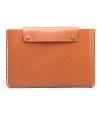 HarLex Handcraft Leather goods Etui en Cuir Nude pour iPad Mini