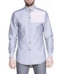 Chemise Oxford Grise I'm your shirt - I'M architect