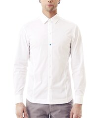 I'M Your Shirt Chemise Blanche Classique Manches Longues I'm Busy