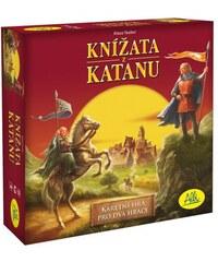 Albi Knížata z Katanu - karetní hra pro 2