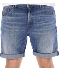 WeSC Conway Shorts lightly distressed
