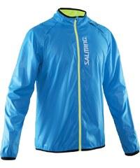 Salming Running Ultralite Jacket Men L / Modrá