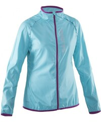 Salming Running Ultralite Jacket Women L / Tyrkysová