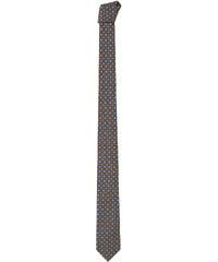 MANGO MAN Cravate À Motif Mosaïque
