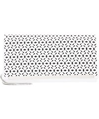 Wallis Clutch white
