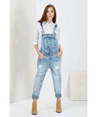 Moodo Jeans dámské s laclem