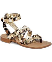 Flache sandalen sofia grazziella 5413