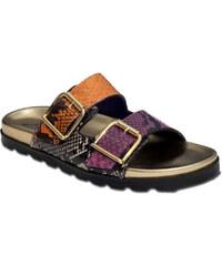 Flache sandalen sofia samantha 5114