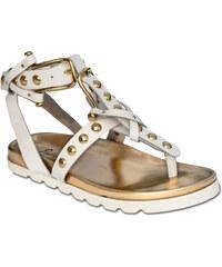 Flache sandalen sofia piera 5211