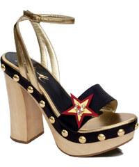 Hohe sandalen sofia erica 5251