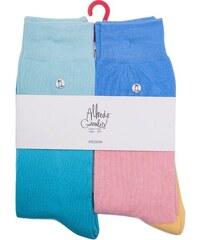 Ponožky Alfredo Gonzales The Beach 2-Pack AG-2-PK-BEACH