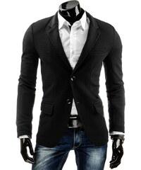 Coolbuddy Cool černé pánské sako Rost 5274 Velikost: M
