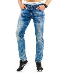 Coolbuddy Pánské odřené džíny Flog 8500 Velikost: s30