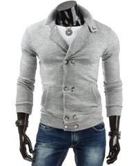 Coolbuddy Rozepínací svetr s dvouřadými knoflíky 798 Velikost: XL
