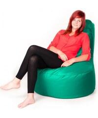 SuperPytel dětské sedací křeslo Coloro tyrkysové